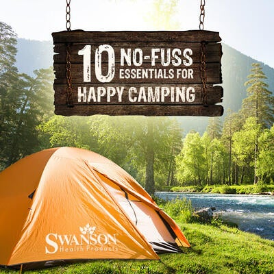 10 No-Fuss Essentials for Happy Camping