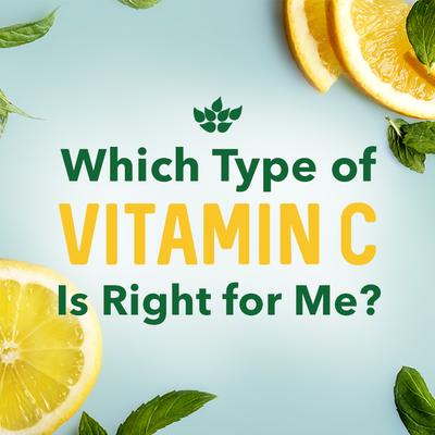 Best Form of Vitamin C? Comparing Vitamin C Types