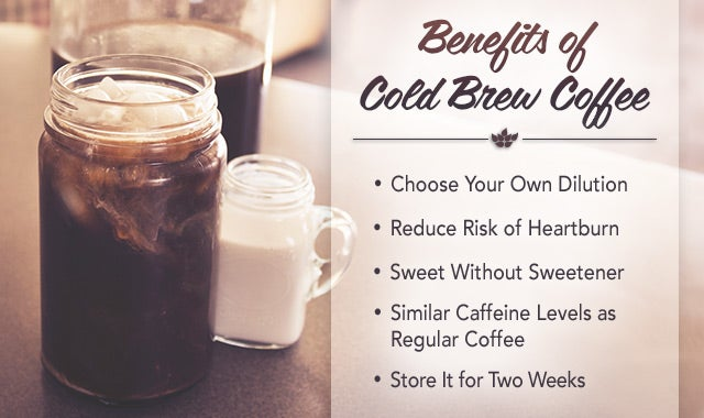 The Benefits of Cold Brew Coffee