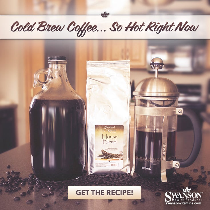 How to Make Cold Brew Coffee: Best Cold Brew Coffee Recipes