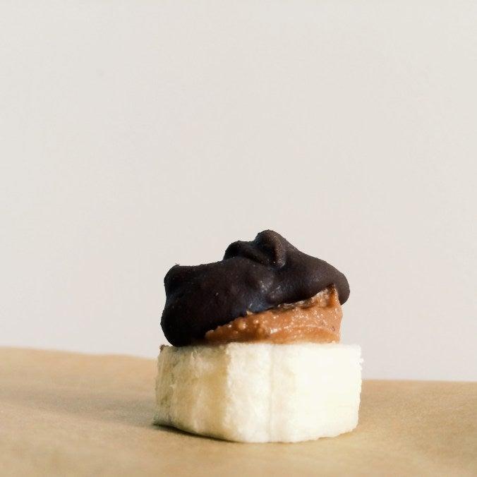 PB2 Chocolate Banana Bite