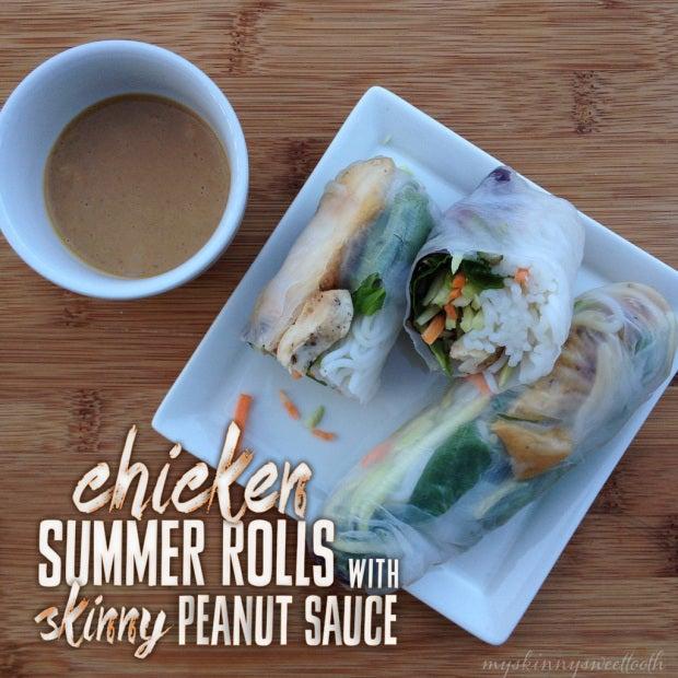 pb2 recipe dipping sauce for chicken summer rolls
