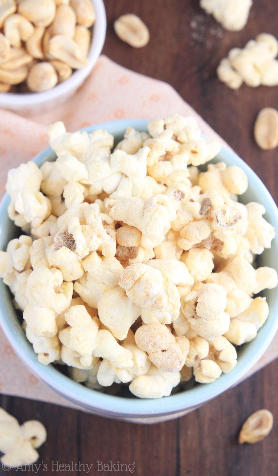 peanut butter kettle corn