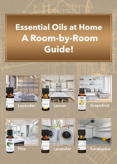Using Essential Oils at Home: A Room-by-Room Guide