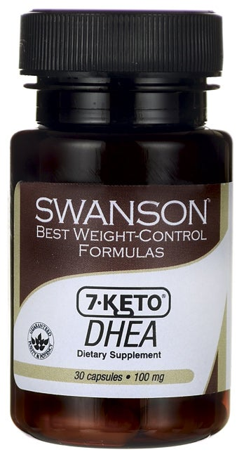 7 Keto DHEA top weight loss supplement
