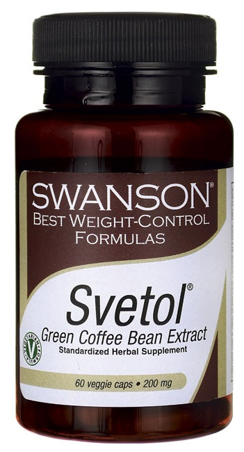 green coffee bean extract - top supplement for weight loss