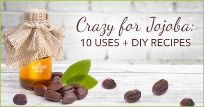 Jojoba Oil Uses: Top 10 Uses + 3 DIY Recipes