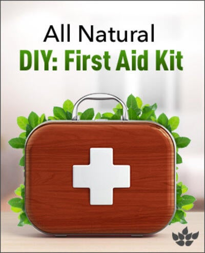 DIY: All Natural First Aid Kit