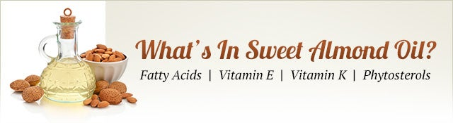 What's in Sweet Almond Oil?