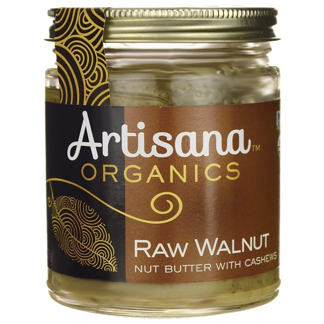 Artisana Raw Organic Walnut Butter with Cashews