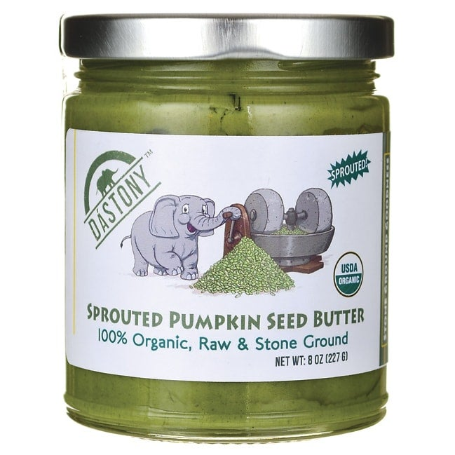 Dastony Sprouted Pumpkin Seed Butter
