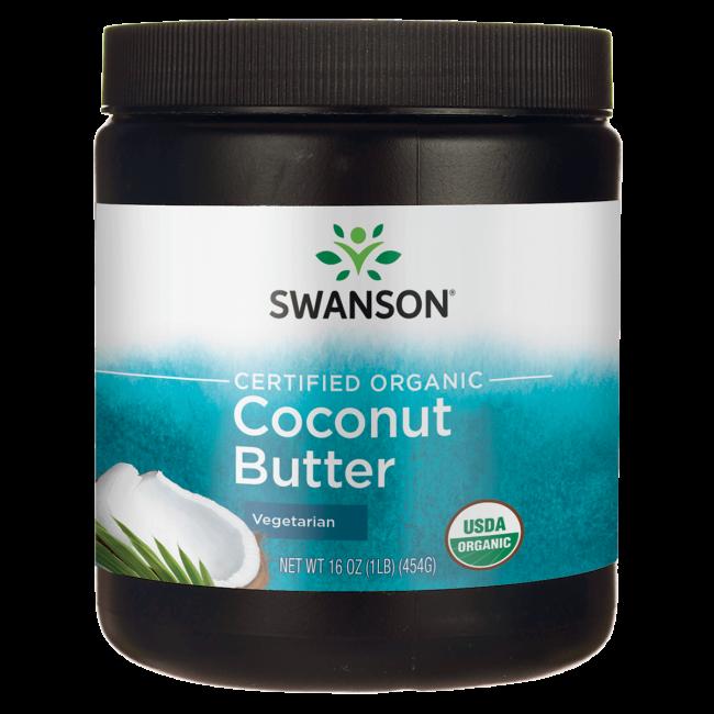 Swanson Organic Coconut Butter