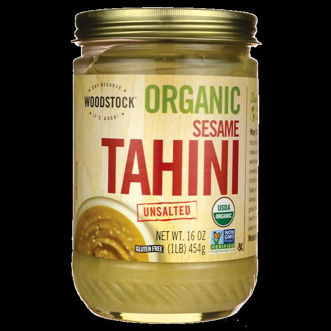 Woodstock Farms Organic Sesame Tahini