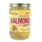 Woodstock Farms Smooth Almond Butter