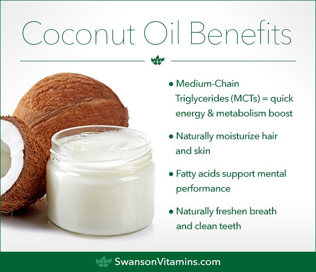 coconut oil health nutrition benefits