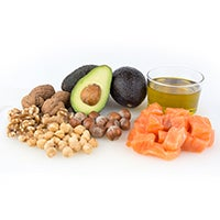 healthy fats help you realize when you are full
