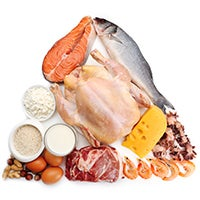 increase protein to avoid overeating