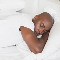 get a good night's sleep to avoid overeating during the day