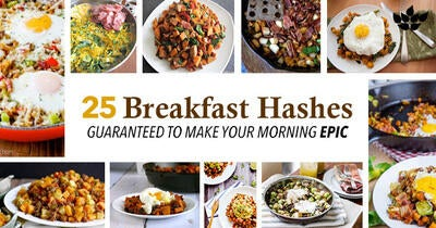 25 Epic Breakfast Hashes You'll Want To Wake Up For