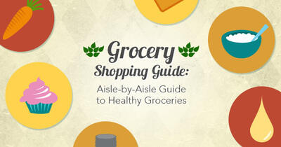 Grocery Shopping Guide: How to Keep Your Body Healthy & Your Wallet Fat