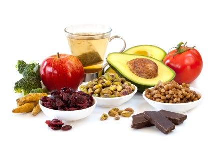 healthy pantry staple foods