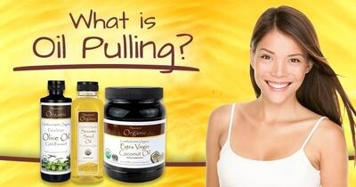 Oil Pulling: All Hype Or Is There Something to It?