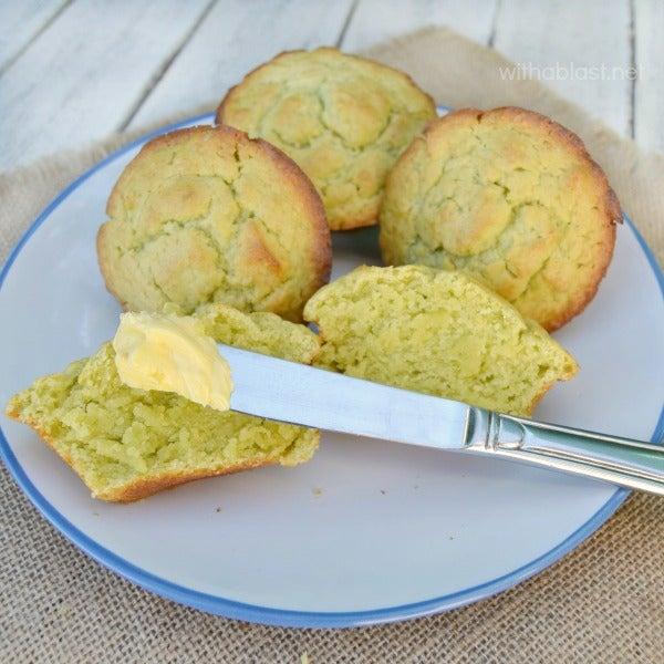 avocado muffin recipe