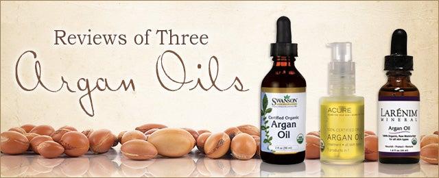 reviews of argan oil