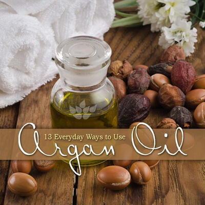 13 Everyday Uses for Argan Oil
