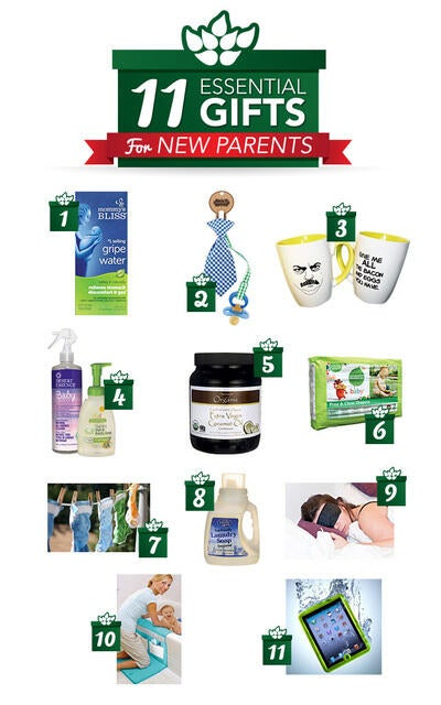 Gift Guide: Perfect Presents for New Parents