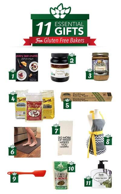 The Gluten Free Baker's Gift Guide