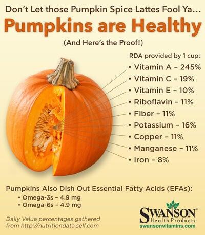 Pumpkin: 14 Recipes Prove It's More than Just a Latte Flavor!