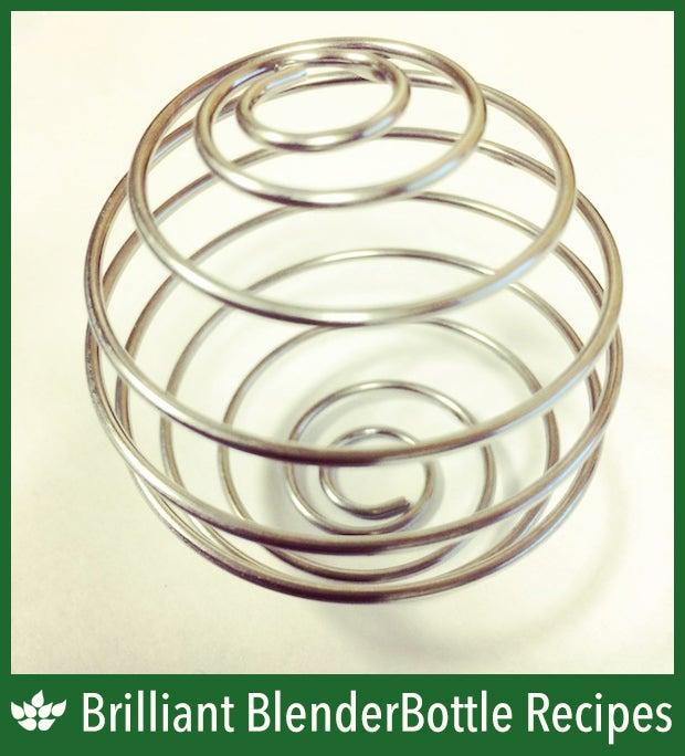brilliant blender bottle recipes