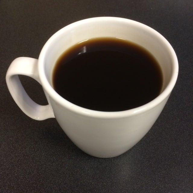 coffee at room temp for iced coffee