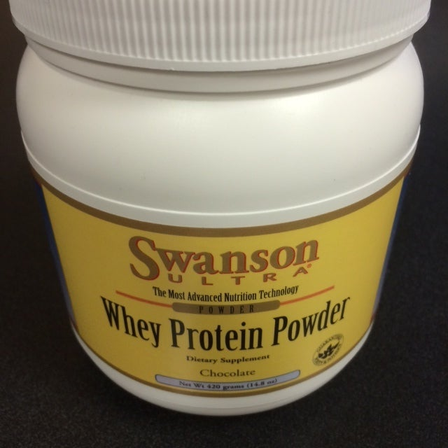whey protein for iced coffee