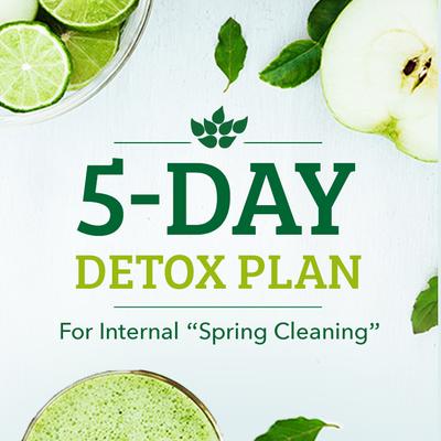 5-Day Detox Plan for Internal