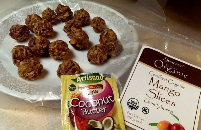 3-ingredient snack bites