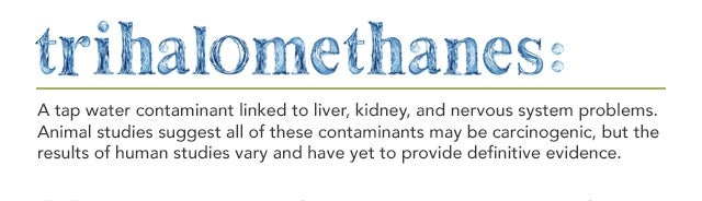 What are Trihalomethanes