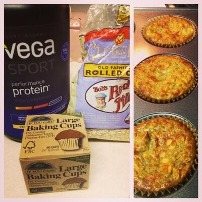 2 Deliciously Clever, Out-Of-The-Box Ways to Use Your Favorite Protein Powder (And One Complete FAIL!!!)
