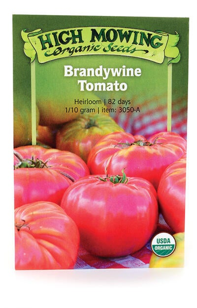 Organic Garden Seeds Now Available at Swanson