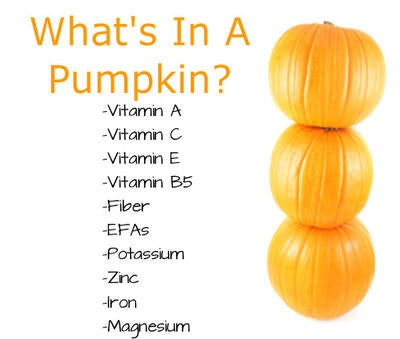 The Vitamins in Pumpkins and their Health Benefits