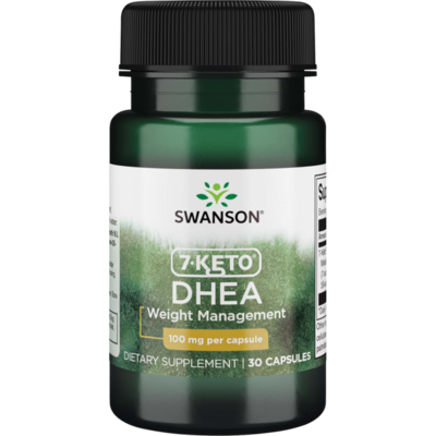 What is the Difference Between 7-Keto DHEA and Just DHEA?