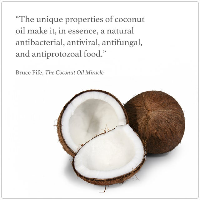 Coconut Oil Miracle book review