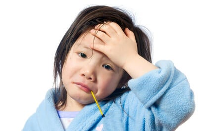 My Child Has a Fever! What Should I Do?