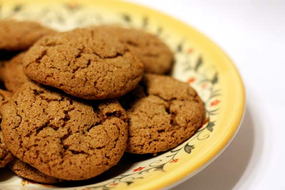 Healthy Swanson Health Products Recipe Gingersnaps