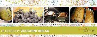 Blueberry Zucchini Bread Recipe: Antioxidant Packed!
