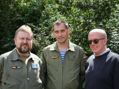 NEW PRODUCT: Military Pilots, Models Rely on