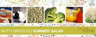Nutty Broccoli Summer Salad Recipe